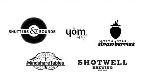 Logos + Wordmarks